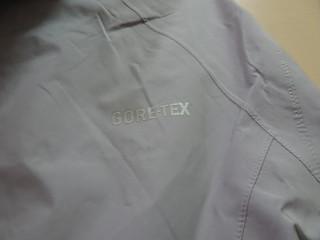 不明顯的 GORE-TEX