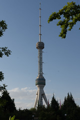TV tower in Tashkent