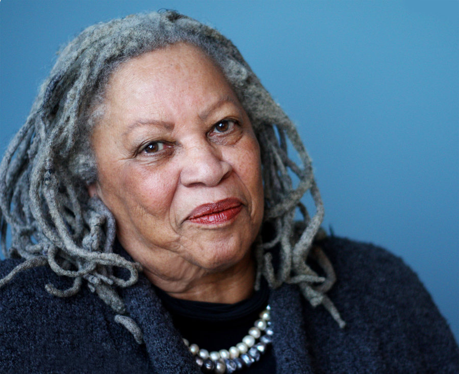 A szerző: a Nobel-díjas Toni Morrison (fotó: Michael Lionstar/Knopf/AP)