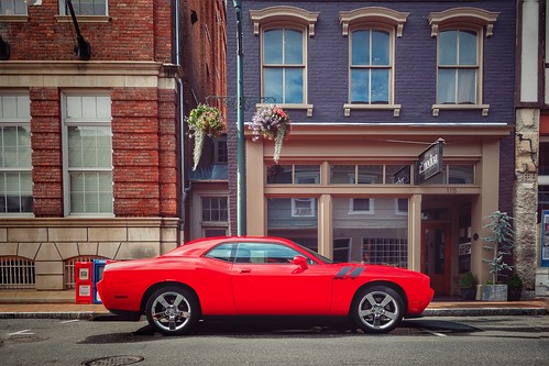 TorRed DODGE CHARGER R/T