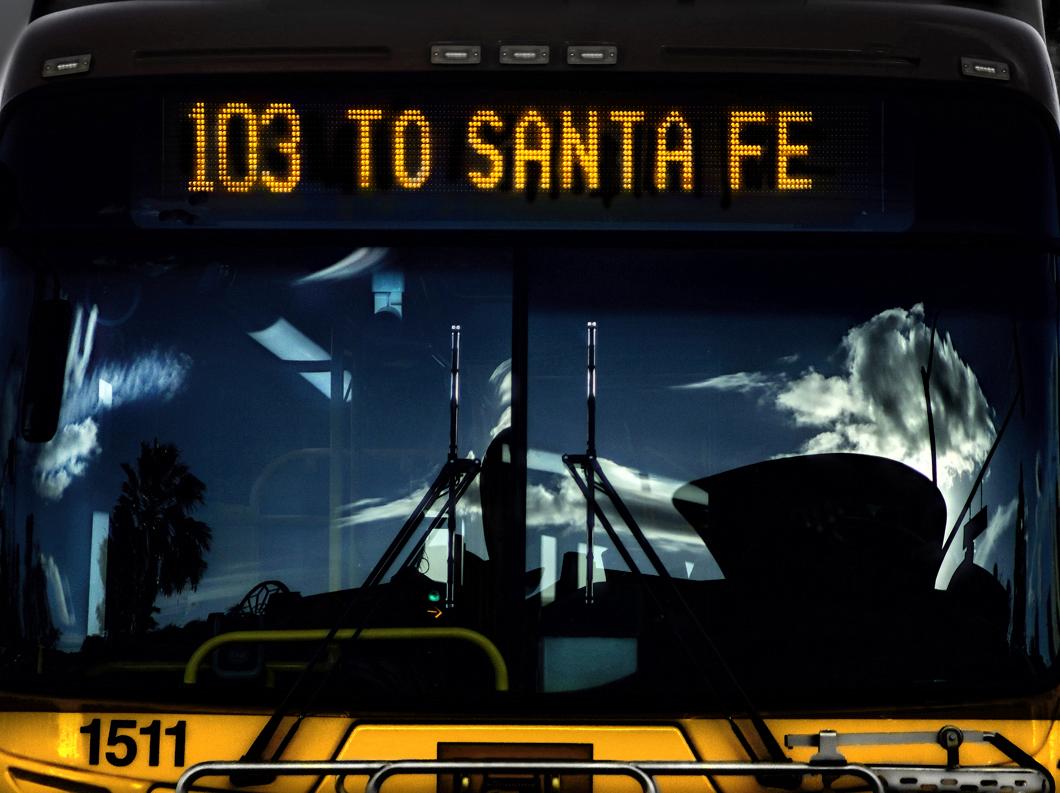 103 to Santa Fe