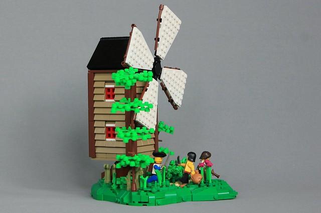 Windmill Heist