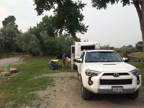 Billing KOA campground