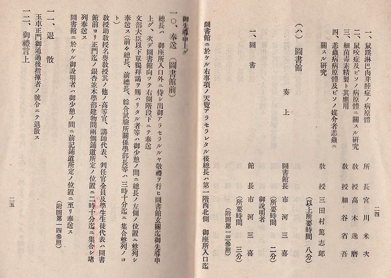 昭和天皇東京帝国大学行幸 (30)