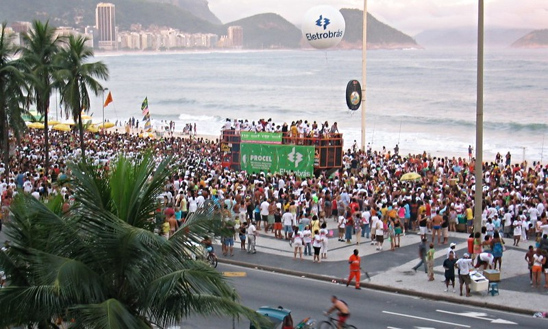 Samba Schools street parades