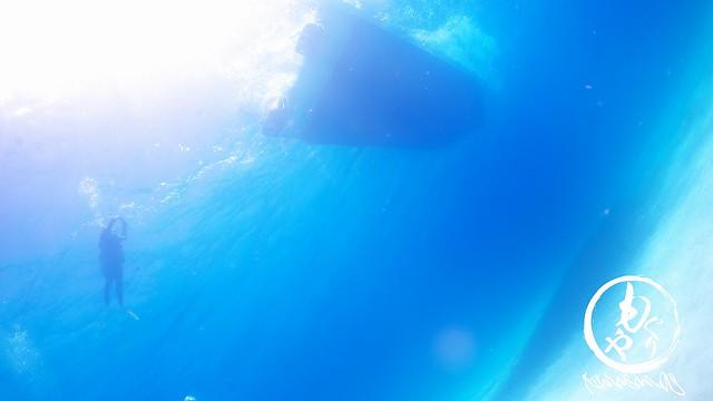 黒島ブルーや!!!これぞテラピーや!!!