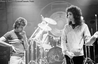 Queen @ Shepperton Studios, Surrey - 1979