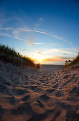 graal-m�ritz classic sunset