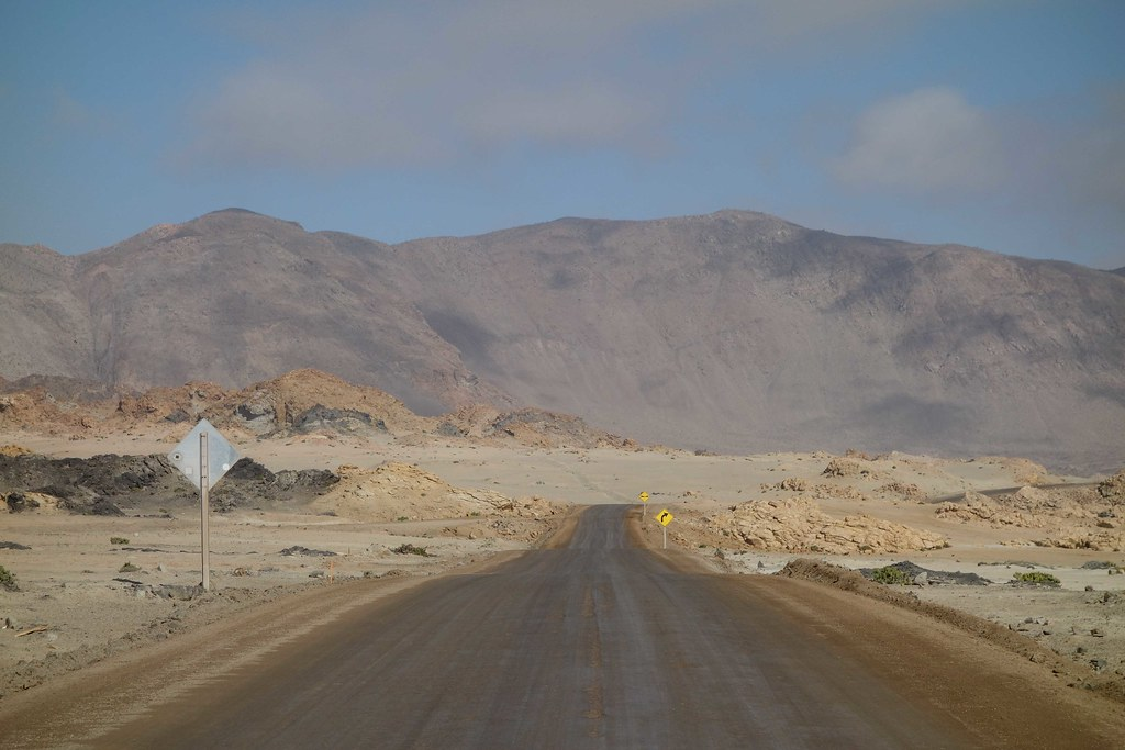 Region III - Pan de Azucar - Road 4