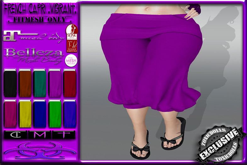 [TD] French Capri [VIBRANT] - SecondLifeHub.com