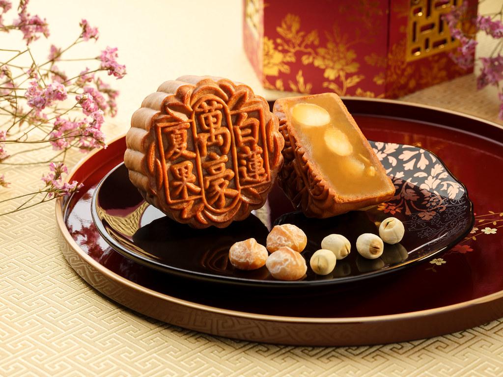 新加坡唐万豪大酒店-澳洲坚果白莲子酱