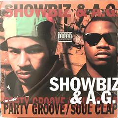 SHOWBIZ & A.G.:PARTY GROOVE(JACKET A)
