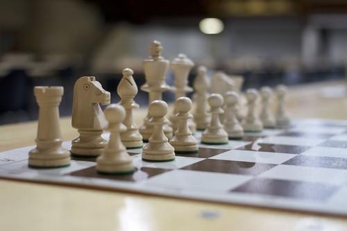 Starptautiskais šaha festivāls «RTU Open 2017». 2. diena
