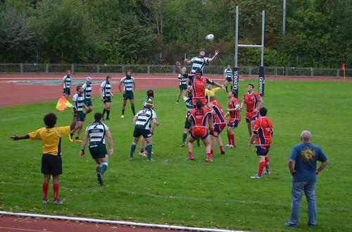 Grashof RC Essen 19:32 Rugby Tourists Münster