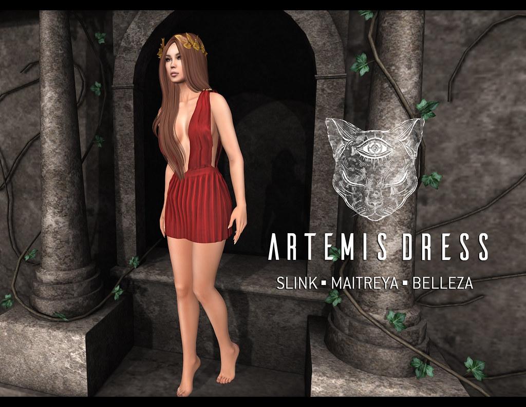ArtemisDressAD - SecondLifeHub.com