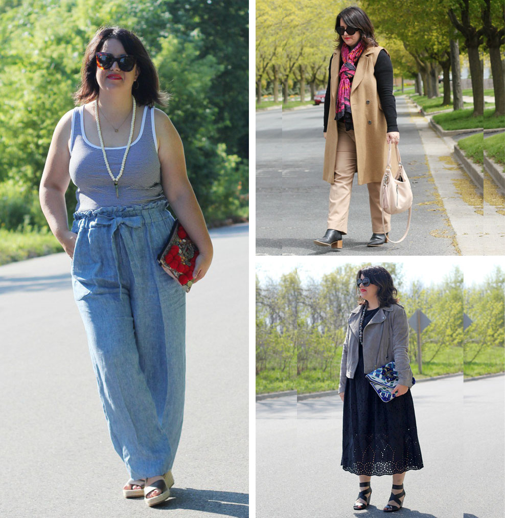 9 Mid-Size Fashion Bloggers (Jane - Chic Everywhere)