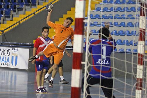 Balonmano Juegos Nacionales U-18