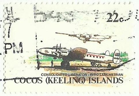 Cocos (Keeling) Islands #69 (1981)