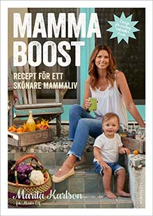 Mama boost Marita Karlsson