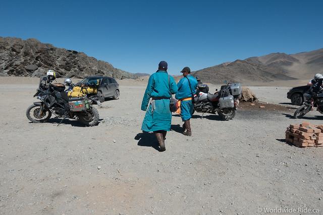 Mongolia Uglii to Khvod-14