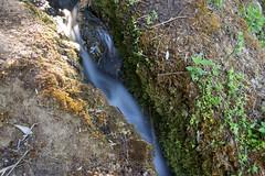 Una cascada - Une cascade