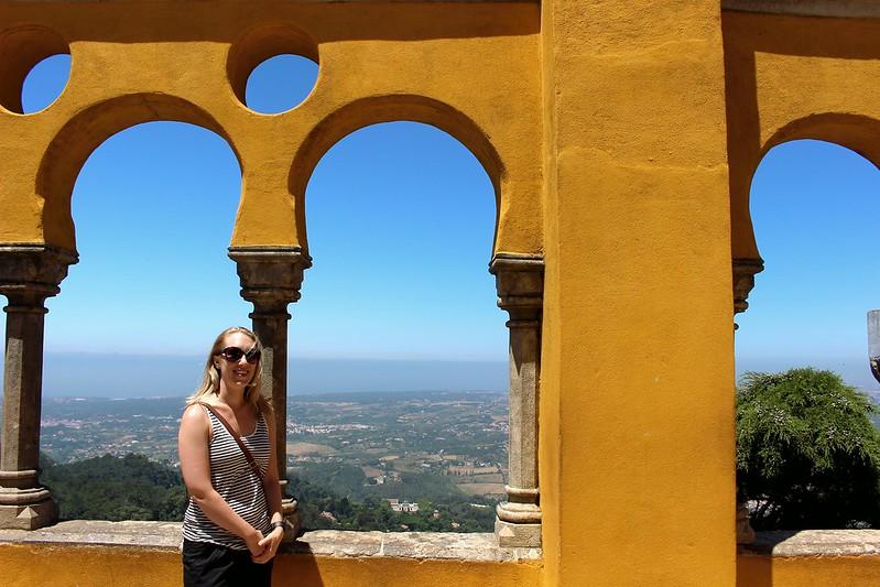 Jane in Sintra