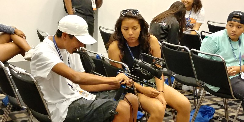 NATIVE YOUTH MULTIMEDIA WORKSHOP in Denver, CO