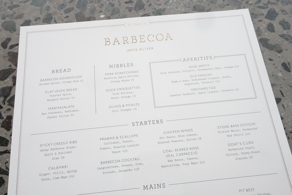 Barbecoa, St. Pauls