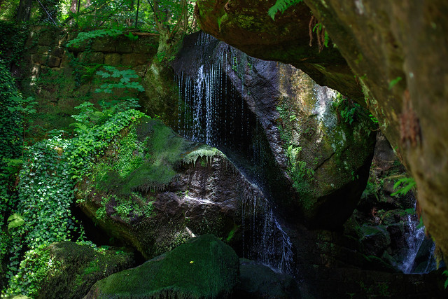 Wasserfall (klein)