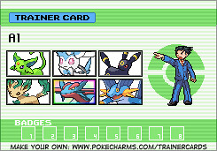 Trainer card No Holds Barred