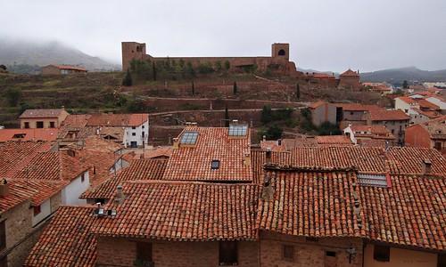 Mora de Rubielos, Teruel, Aragón, España.