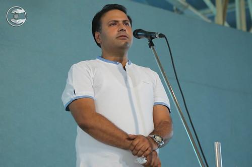 Dr. Vishavdeep Juneja, Rajinder Nagar, Delhi, expresses his views