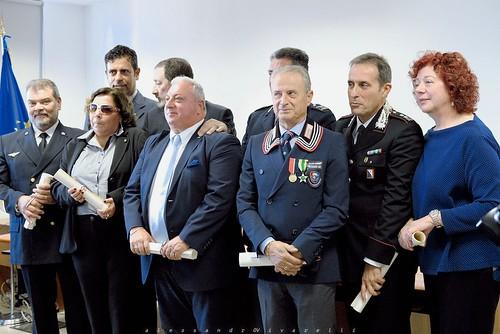 Premiati i nuovi cavalieri e ufficiali
