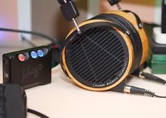 Audeze LCD 2 Fazor & Chord Mojo