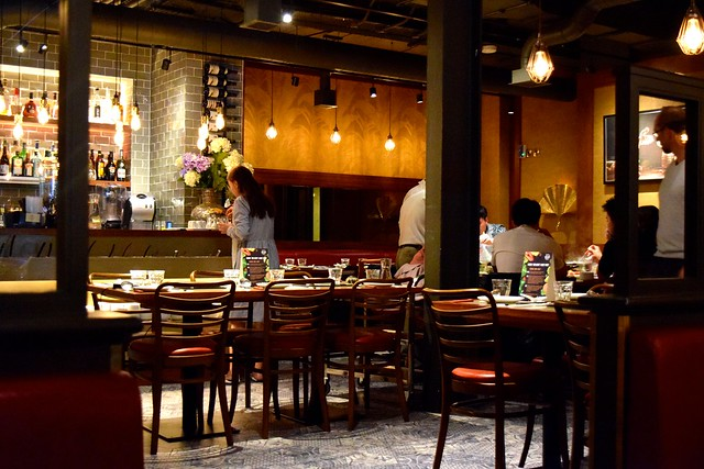 Dining Room at Hot Pot, Chinatown | www.rachelphipps.com @rachelphipps