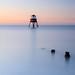 Dovercourt victorian lighthouse by Paul Cronin 1