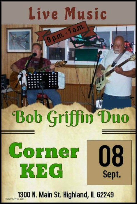 Bob Griffin Duo 9-8-17