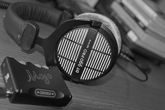 Chord Mojo & Beyerdynamic DT990Pro