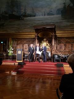 Körber-Preis für die Europäische Wissenschaft 2017