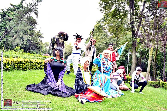 Sesión Viva México al grito de Cosplay-18