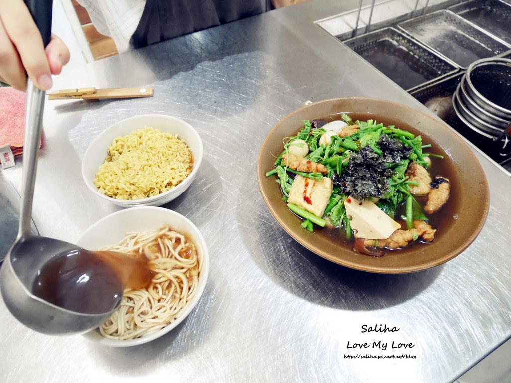 台北東區國父紀念館站附近素食餐廳推薦VEGE CREEK 蔬河 (5)