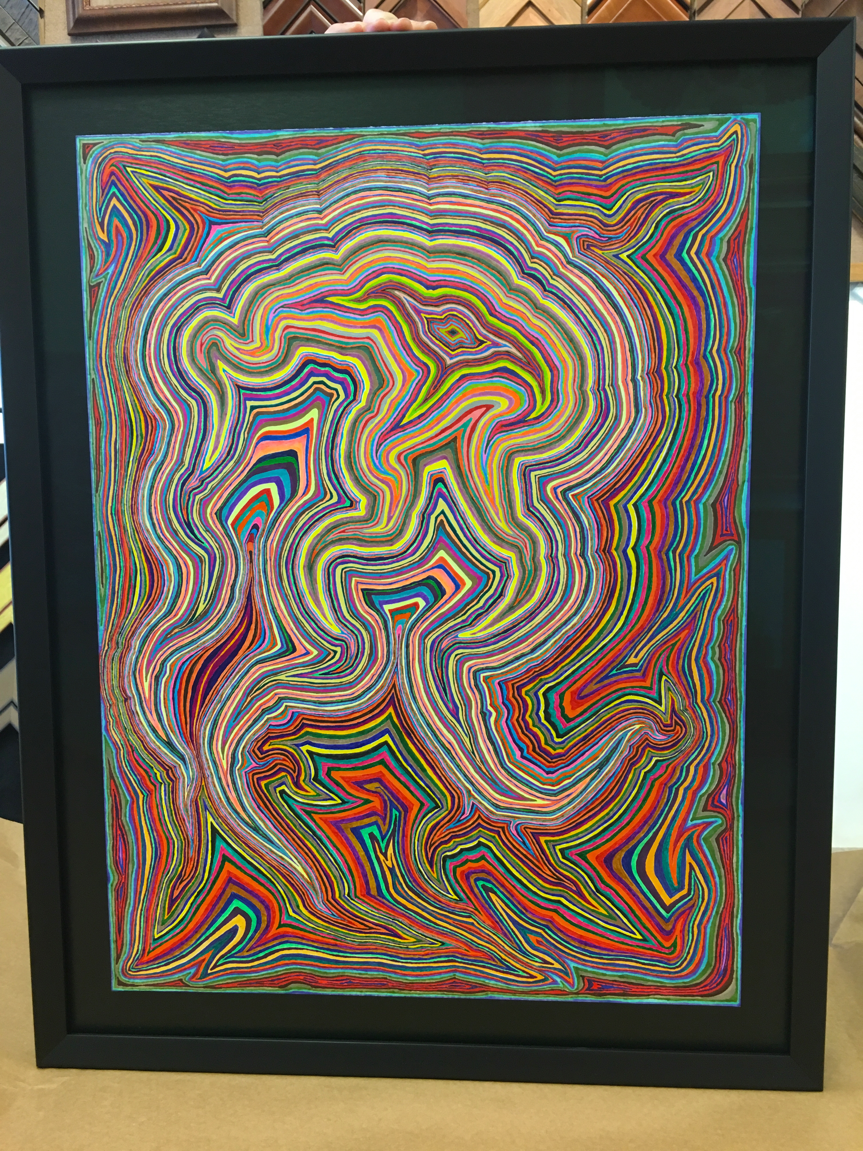 Psychedelic Abstract Art 2