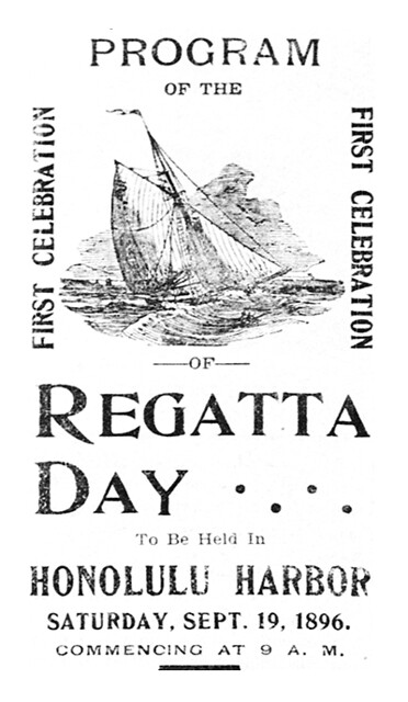 Regatta Day