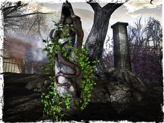 Eternal Gothic Guardian - Bajang