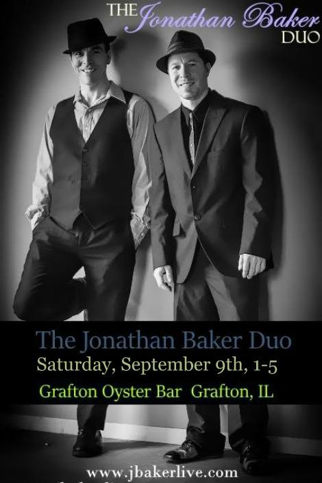 Jonathan Baker Duo 9-9-17