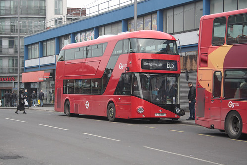Go-Ahead London LT886 LTZ1886