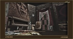 Lilith's Den - 4 Rooms Quest - Atelier
