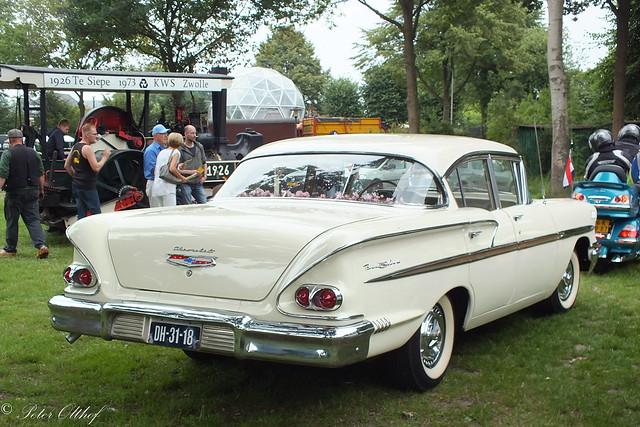Image of 1958 Chevrolet Bel Air