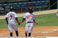 2016-06-29 1335 BASEBALL Gwinnett Braves @ Indianapolis Indians