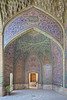 Nasir ol Molk Mosque doorway by damonlynch